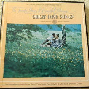 *vintage classical great love song  3x viny…